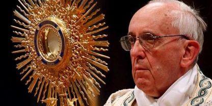 Papa Francisco e a festa de Corpus Christi – Rádio Catedral FM RJ ...